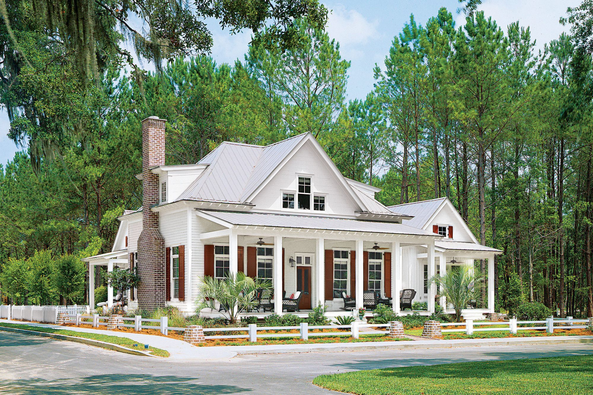 Cottage of the Year House Plan 593