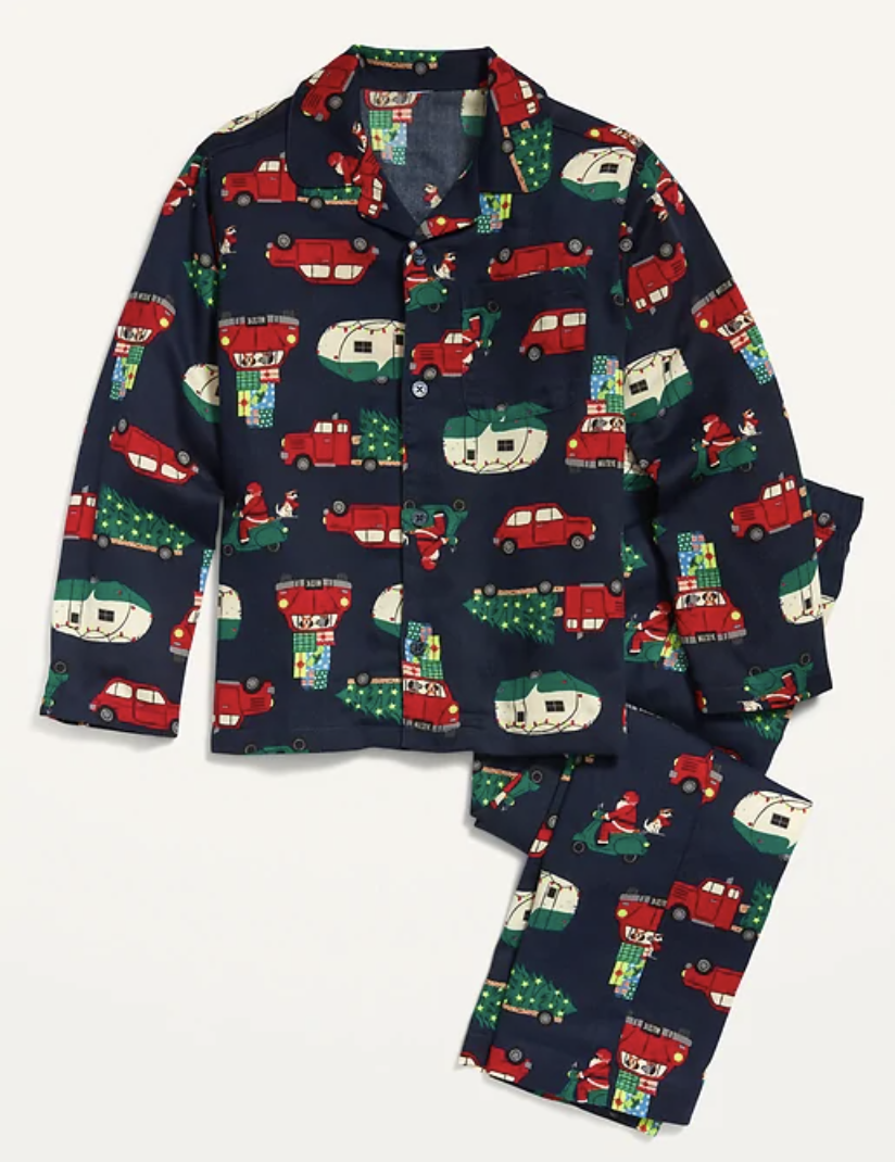 Old Navy Kids Pajama Set
