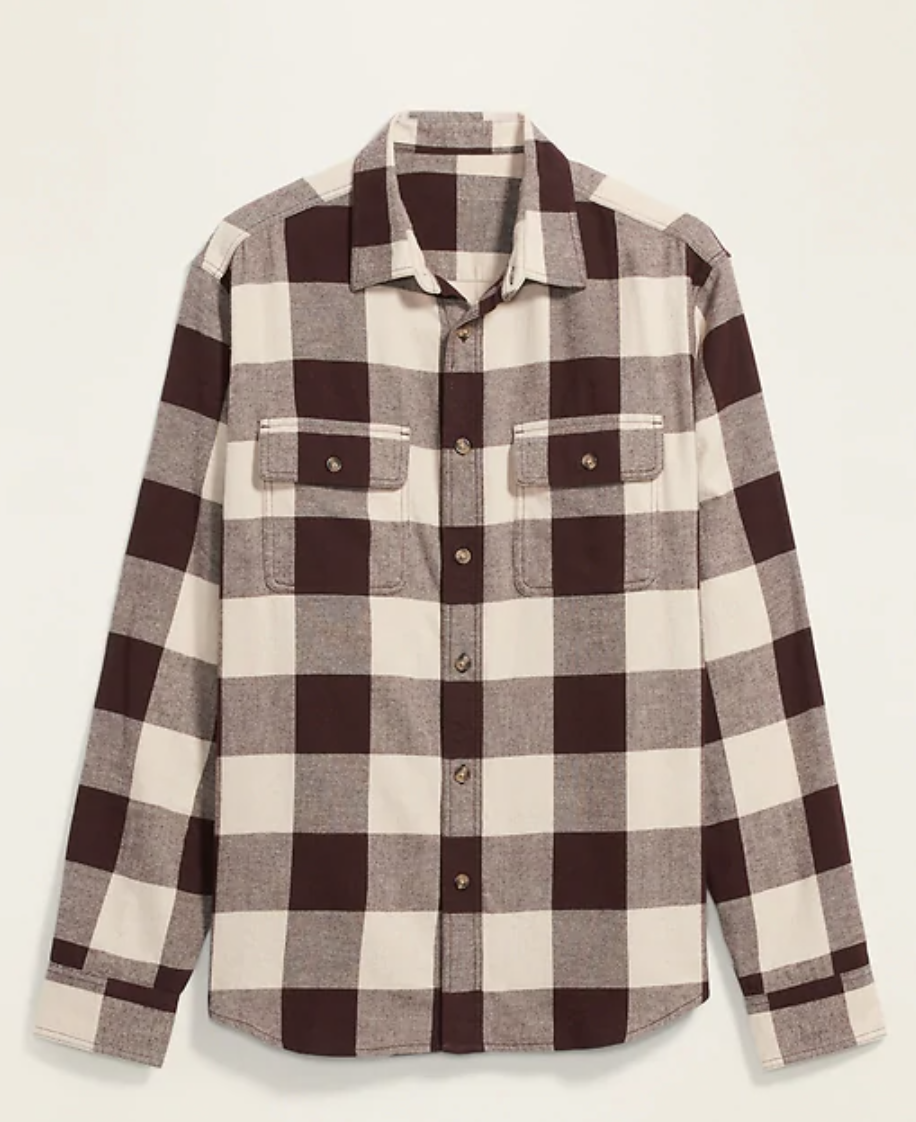 Old Navy Men's Flannel