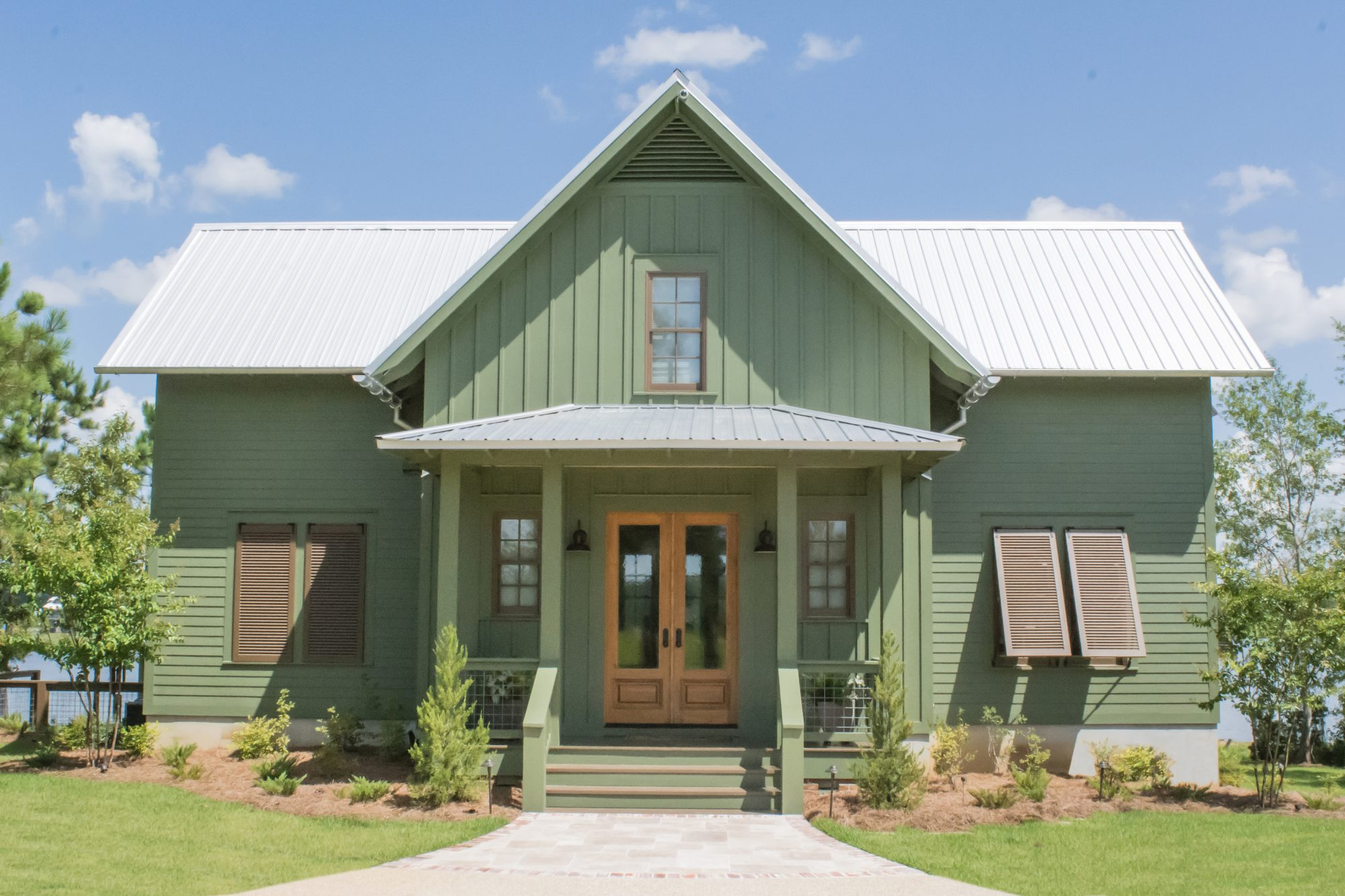 Evergreen Cottage House Plan 2003