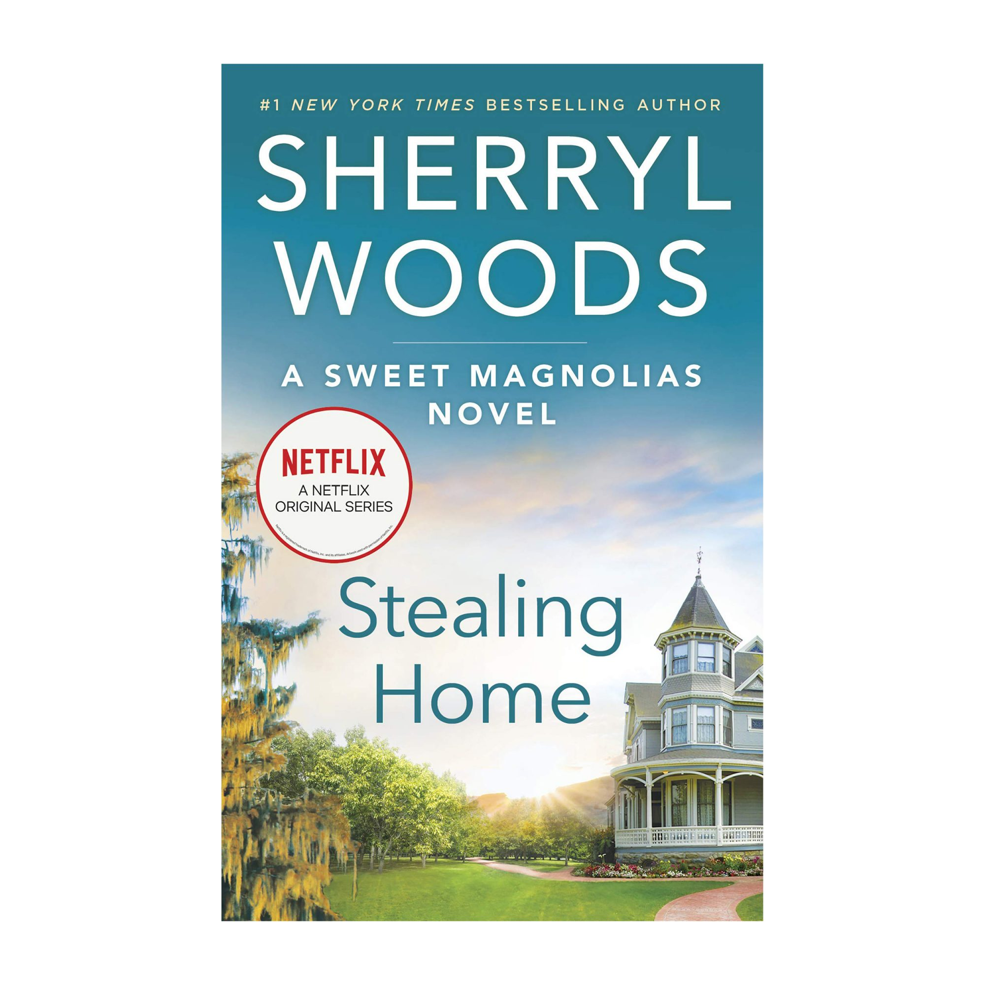 Sweet Magnolias Stealing Home Book Cover