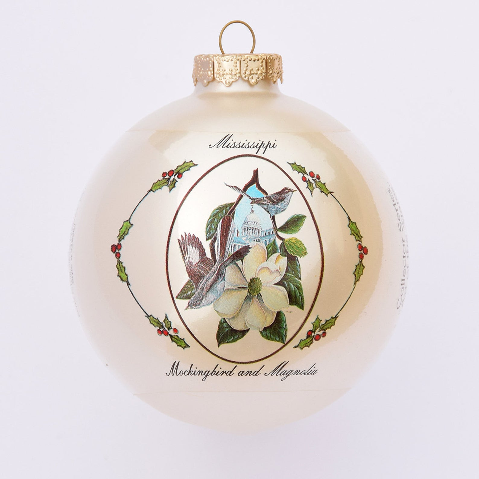 Mississippi Ornament