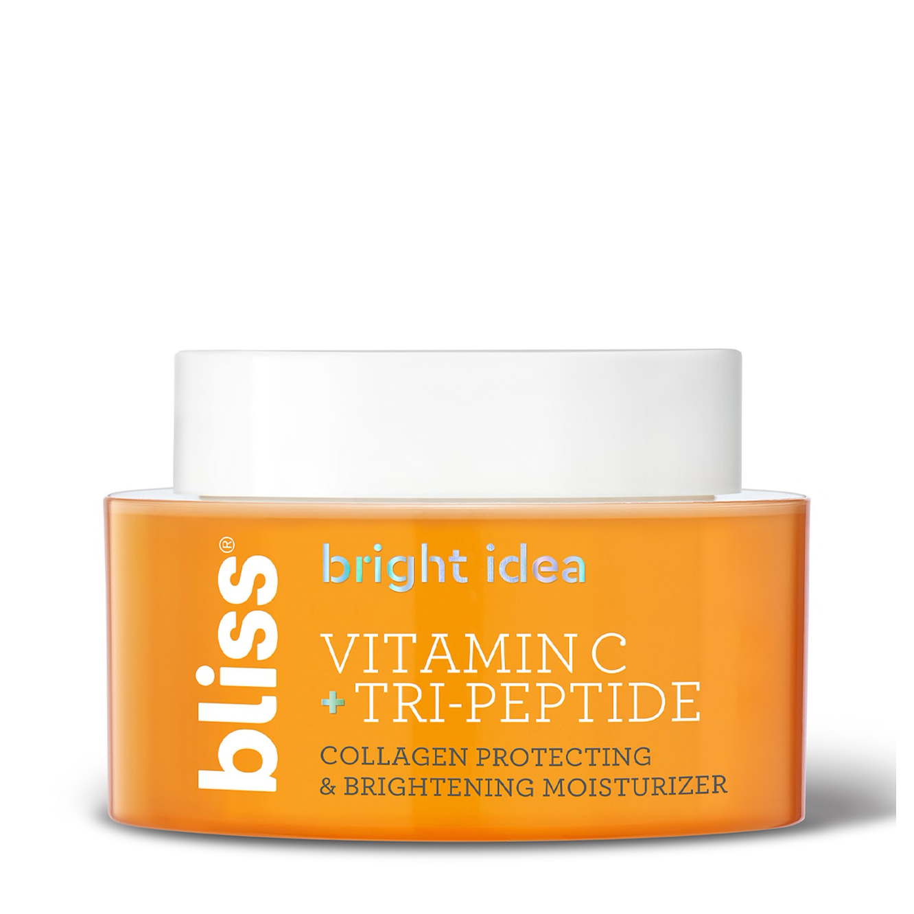 Bliss Bright Idea Vitamin C + Tri-Peptide Collagen Protecting & Brightening Moisturizer