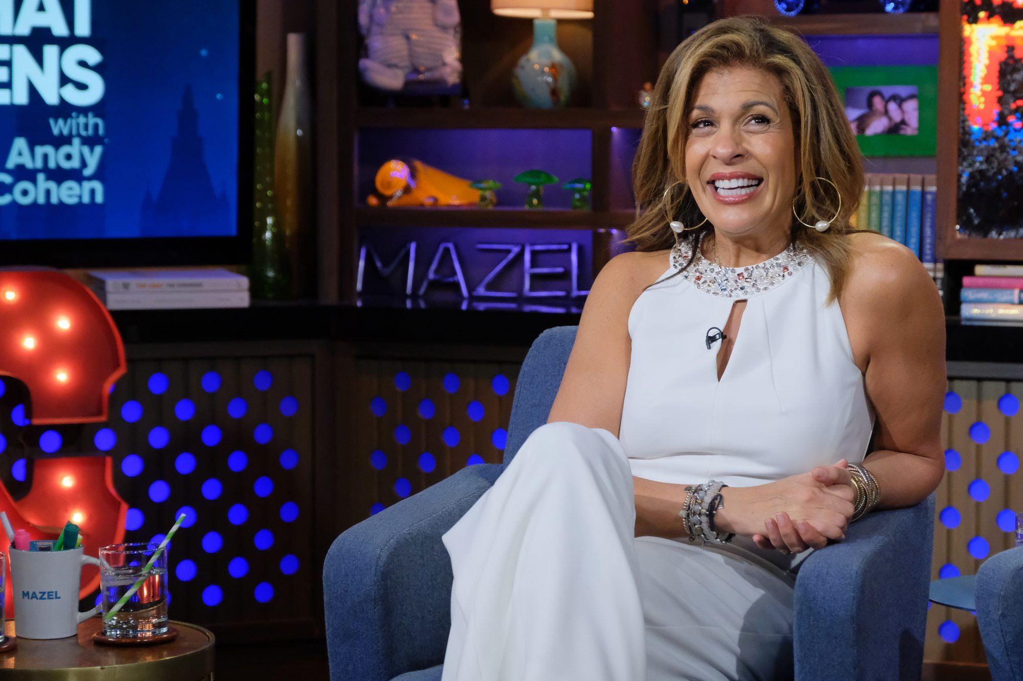 Hoda Kotb Watch What Happens Live With Andy Cohen - Season 17