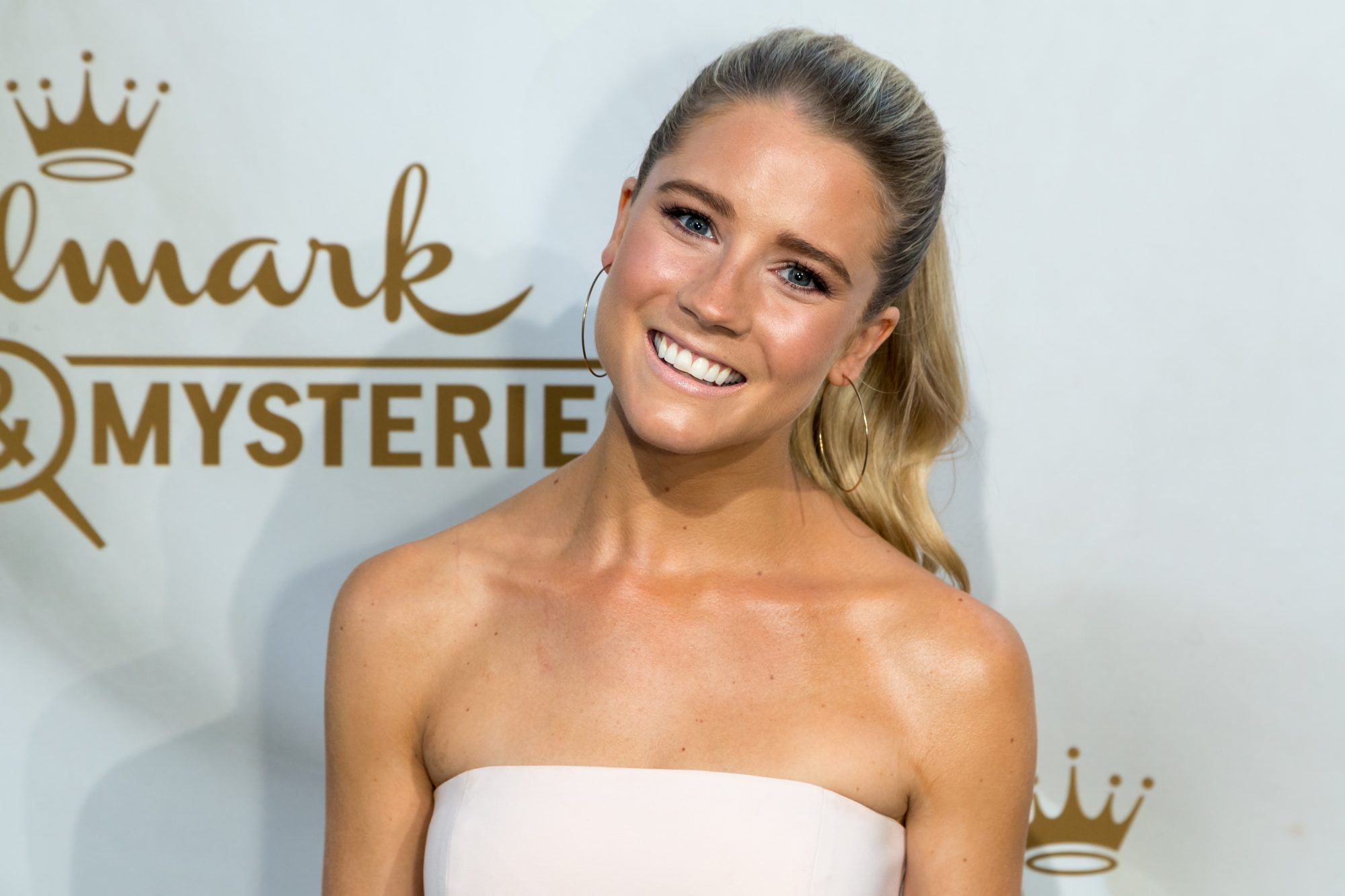 Cassidy Gifford 2017 Summer TCA Tour - Hallmark Channel And Hallmark Movies And Mysteries - Arrivals