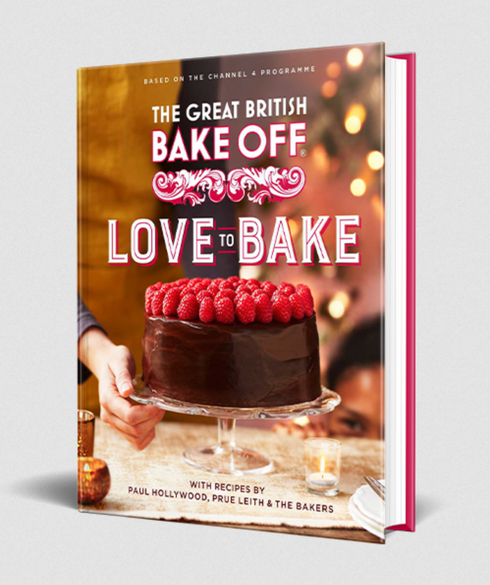 Bake Off Cookbook