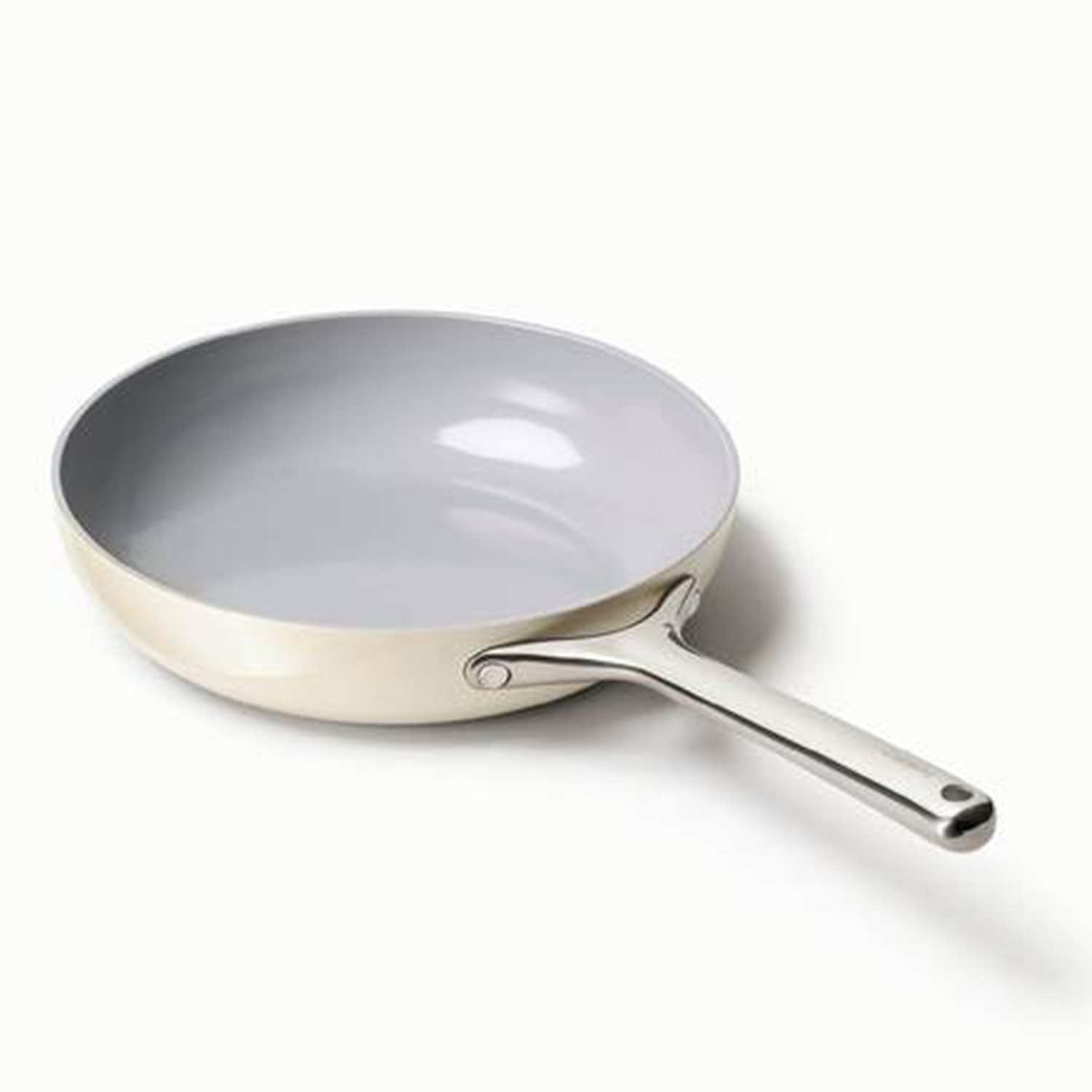 Stainless Clad Frying Pan