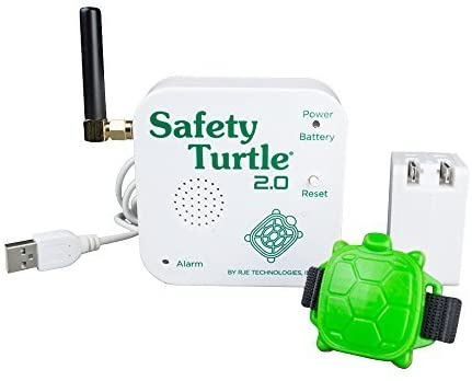 Safety Turtle New 2.0 Pet Immersion Pool/Water Alarm Kit for Pets