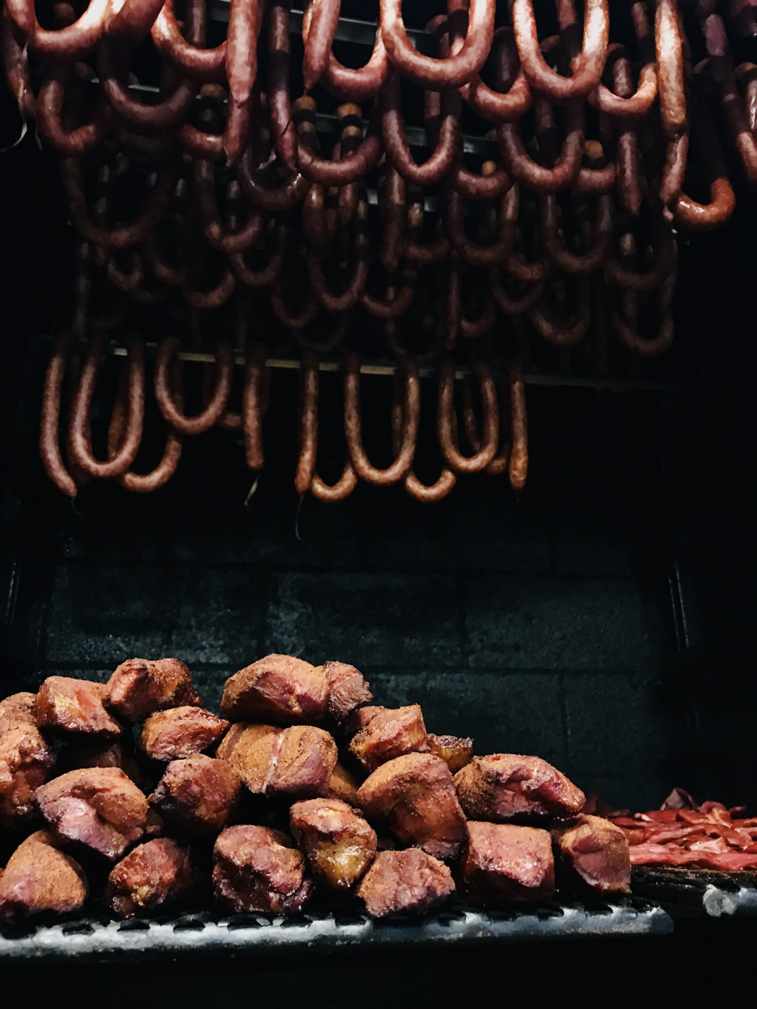 Louisiana: Barbecue and Boudin