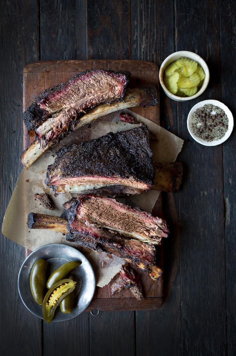 Louie Mueller Barbecue Beef Ribs