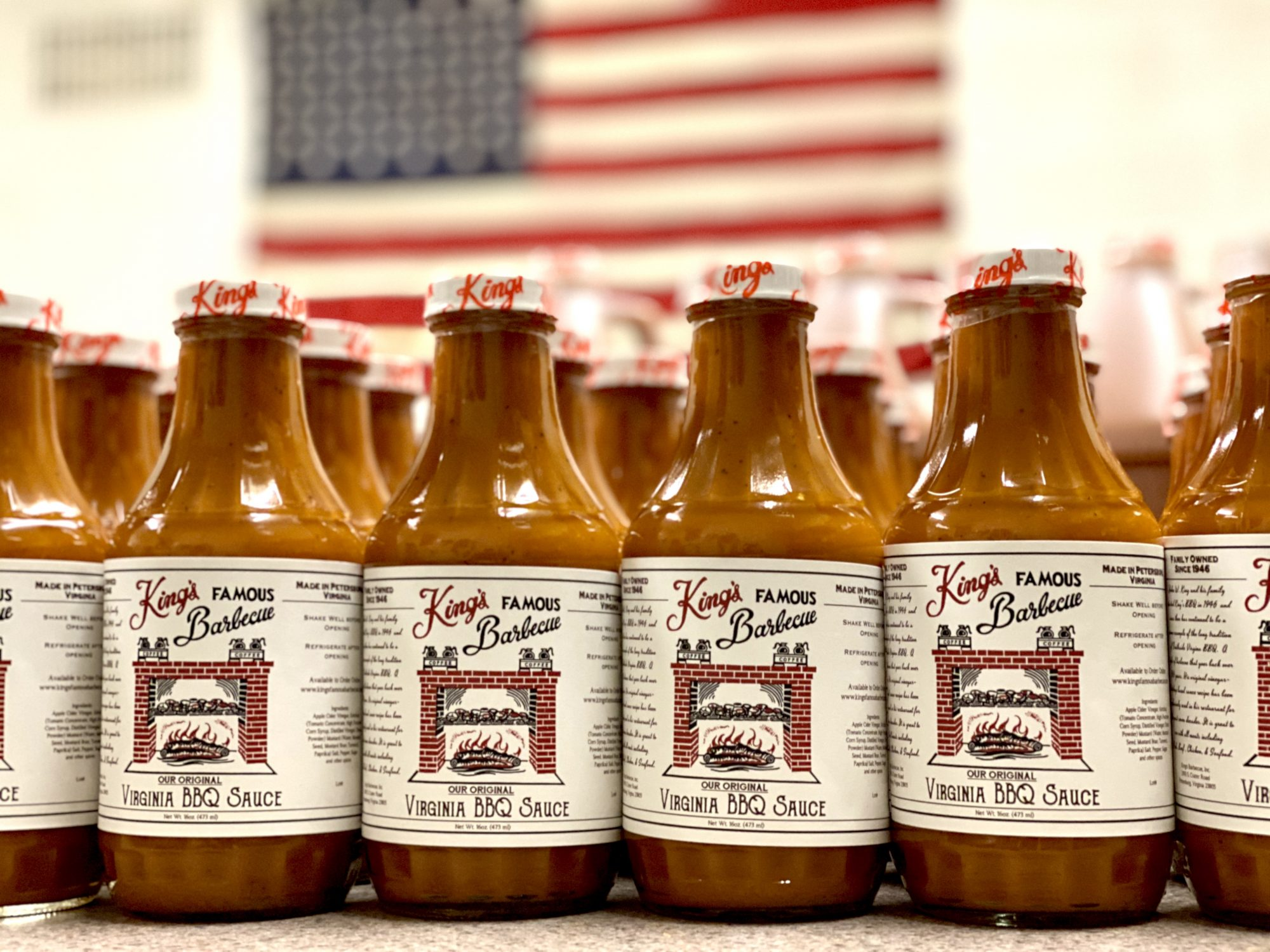 King's Barbecue Sauce