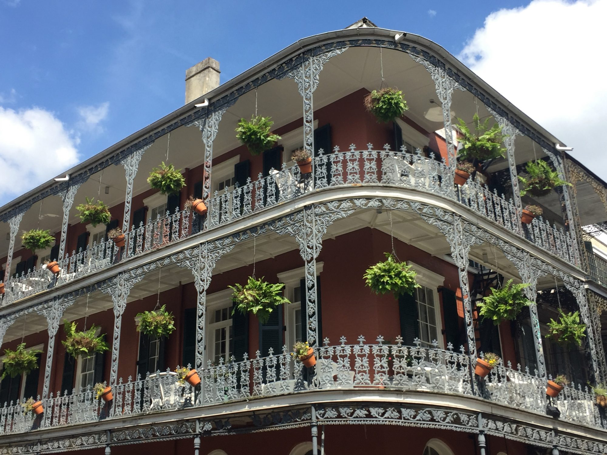 New Orleans Architecture Tours LaBranche