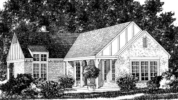 Cantley Place House Plan