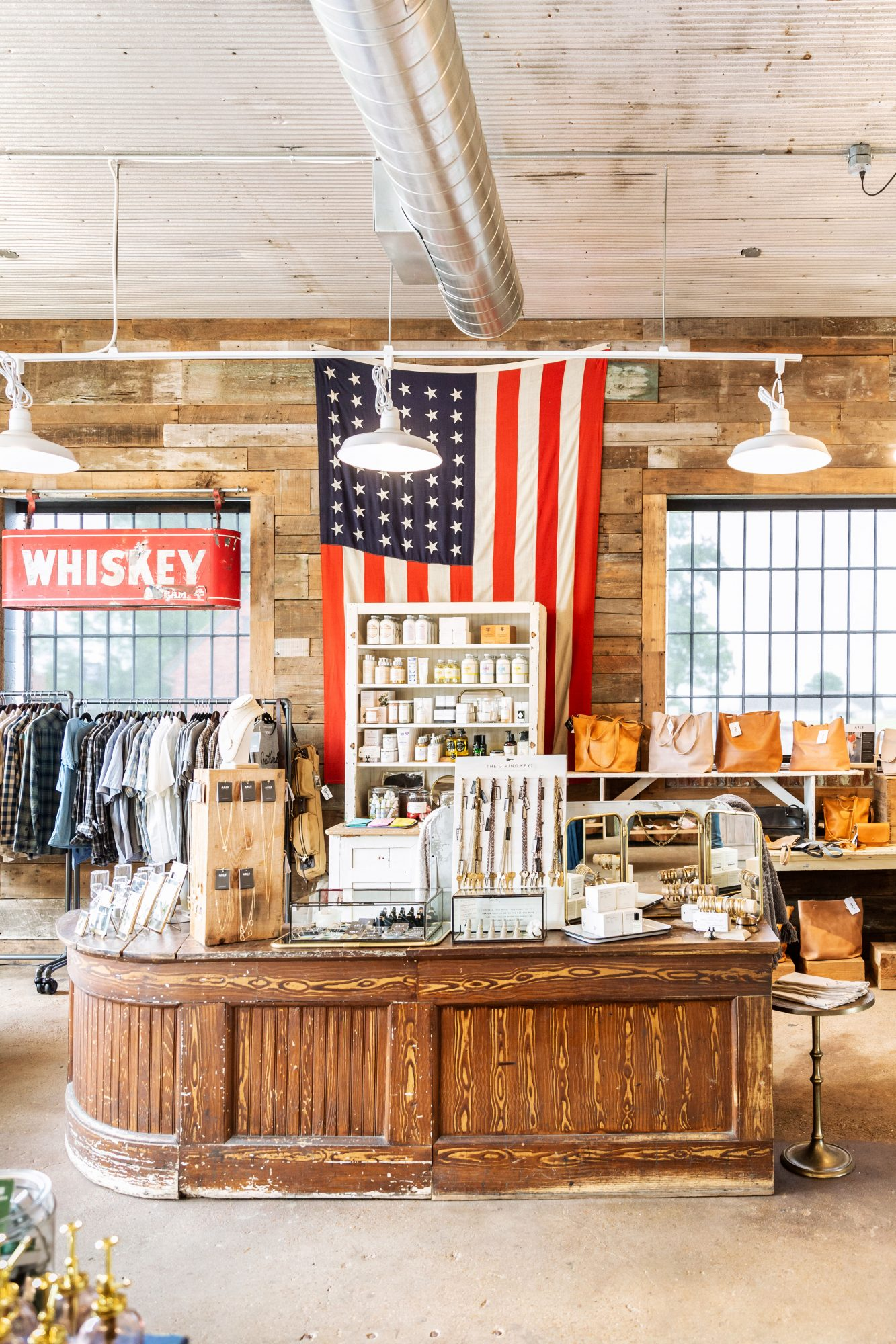 White's Mercantile in Wilson, Arkansas