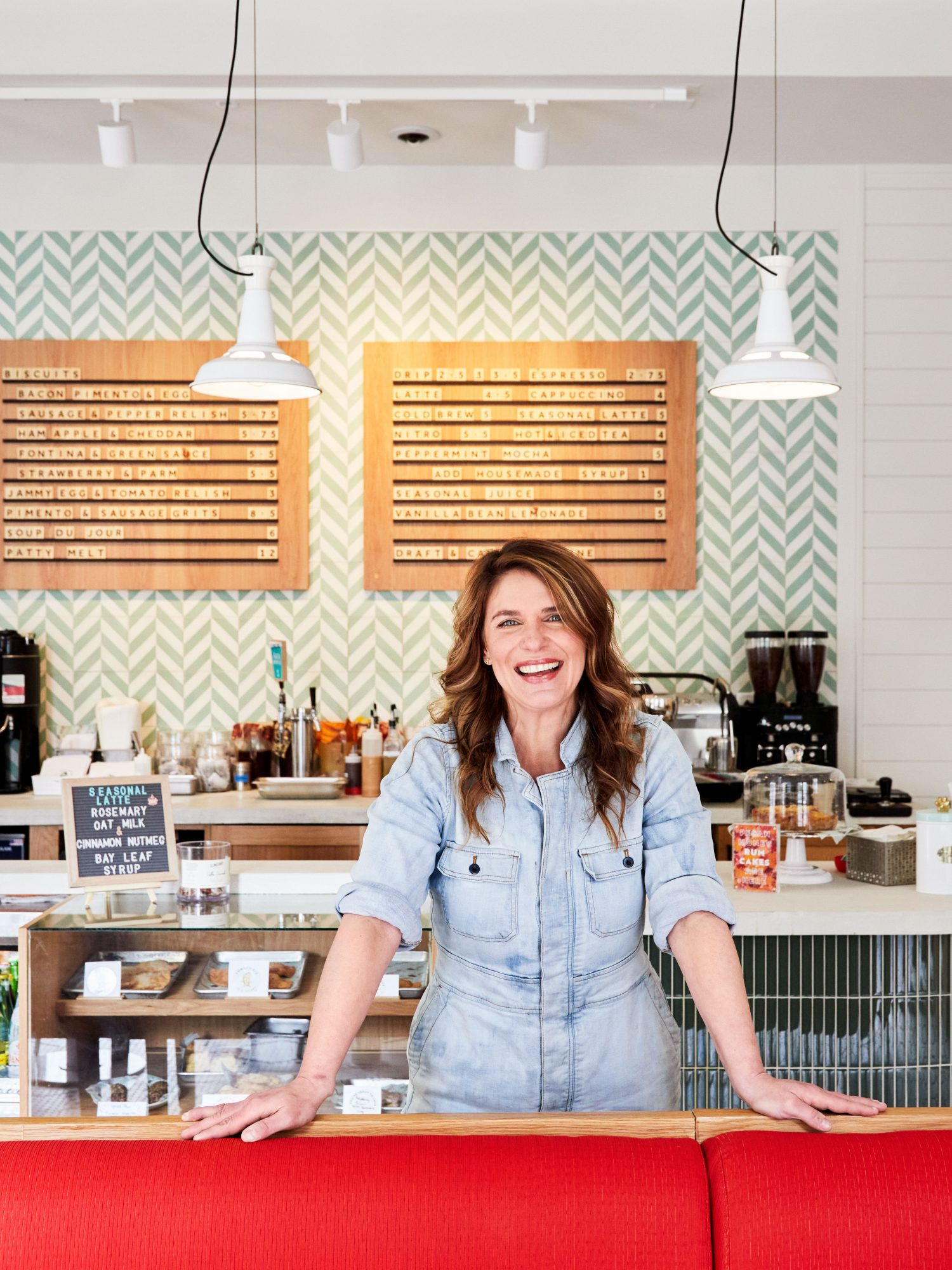 Vivian Howard at Handy & Hot