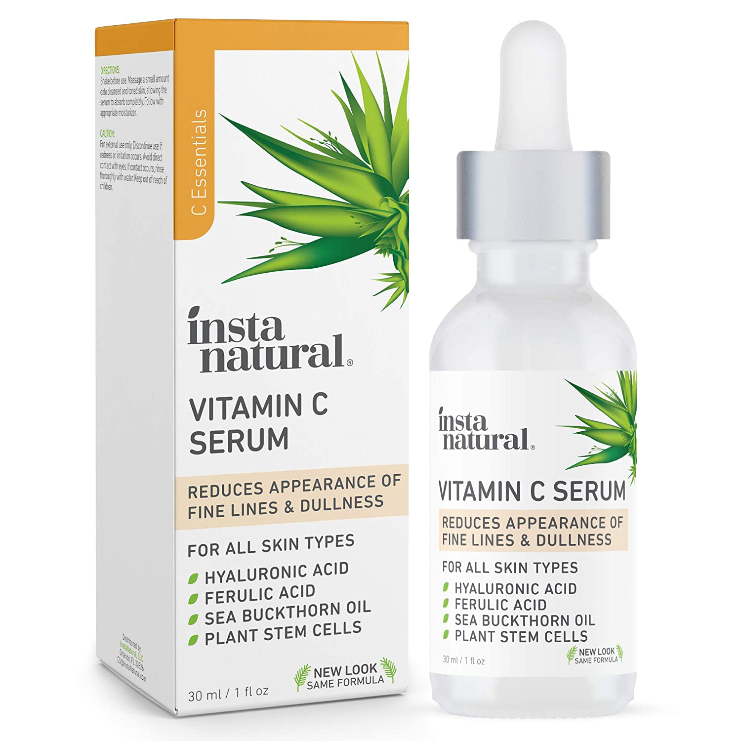 InstaNatural Vitamin C Serum