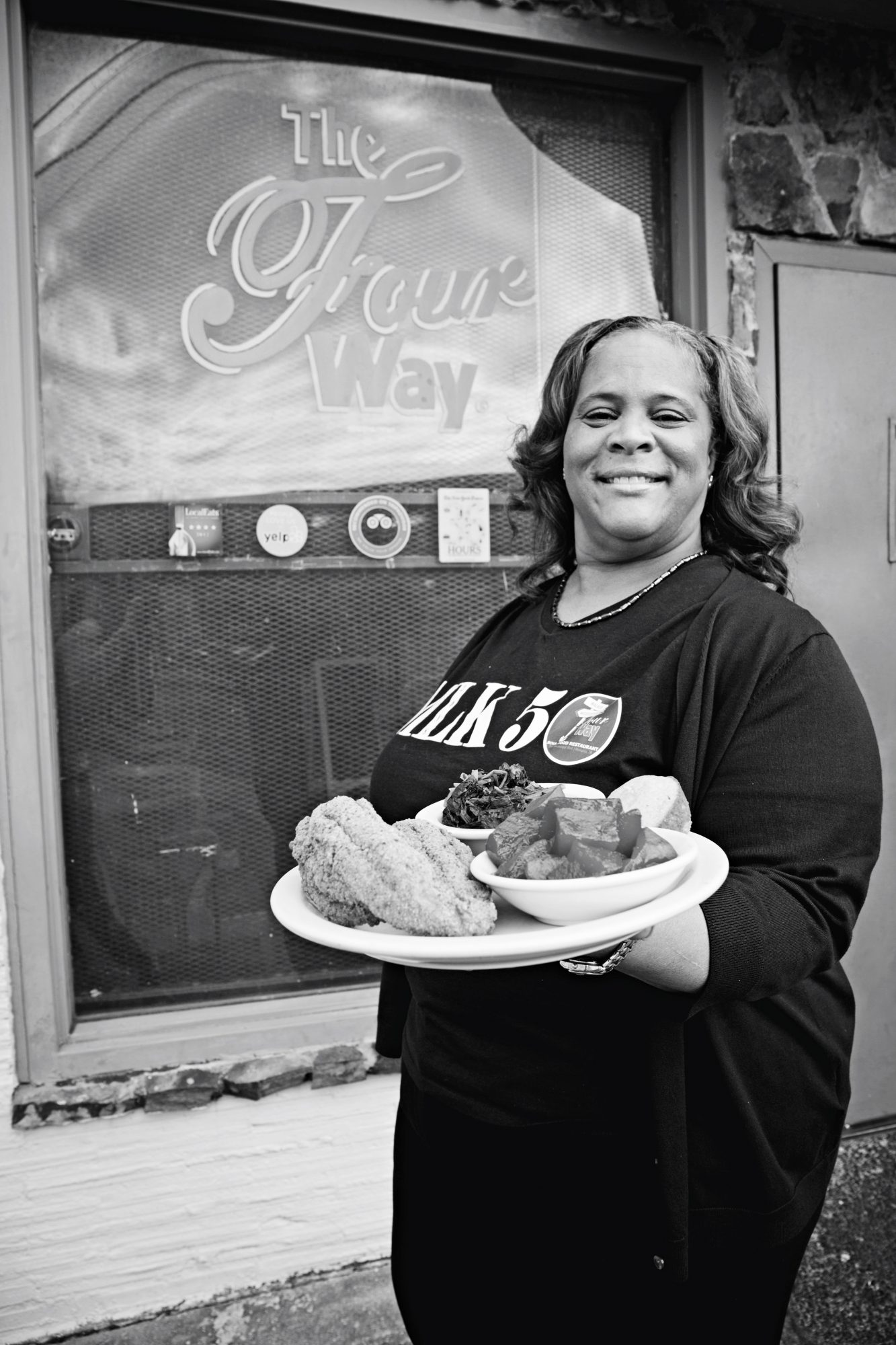 The Four Way Owner Patrice Bates Thompson