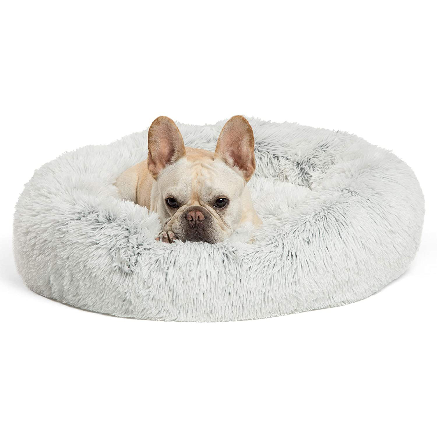 Best Friends by Sheri The Original Calming Donut Cat and Dog Bed