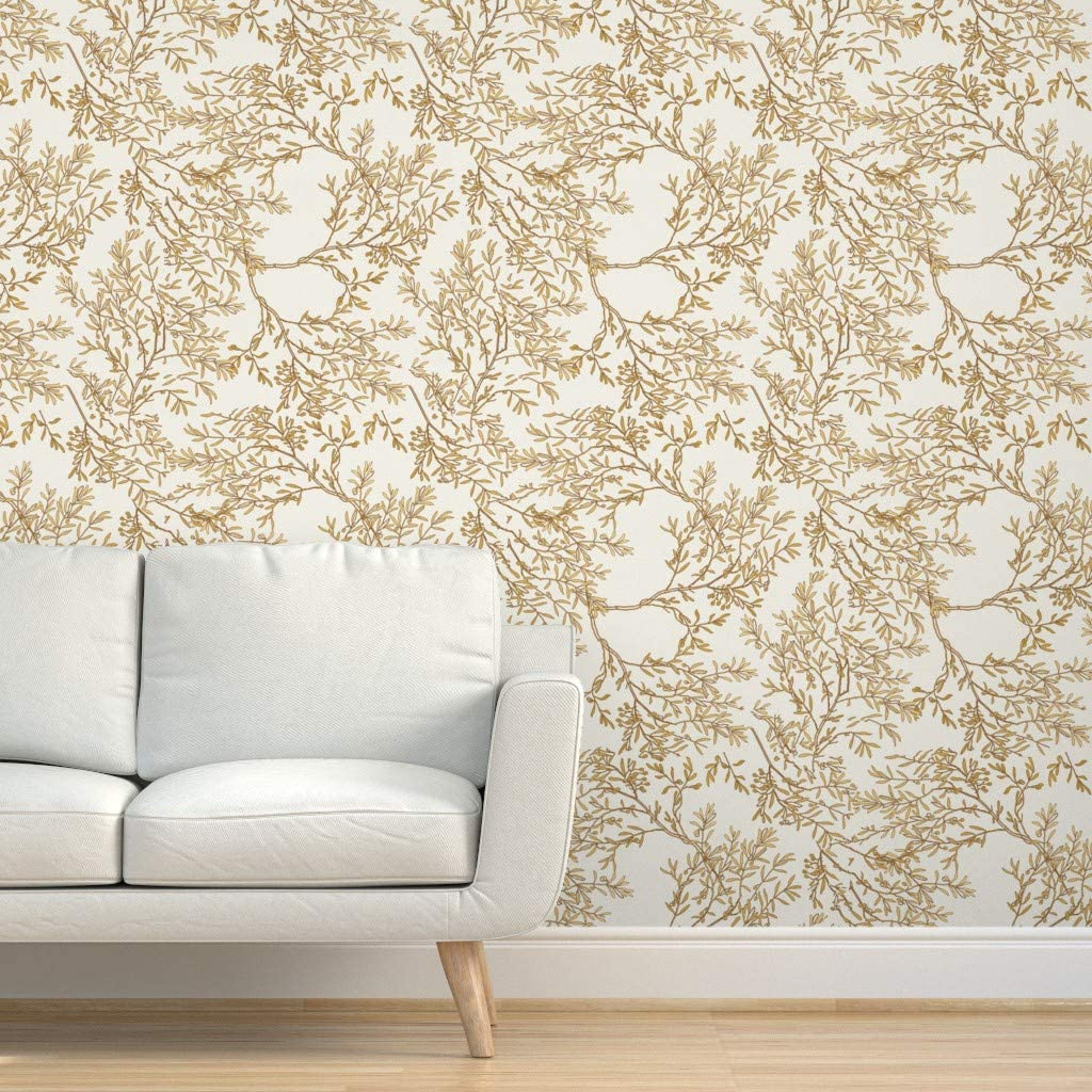 Chinoiserie Peel and Stick Wallpaper