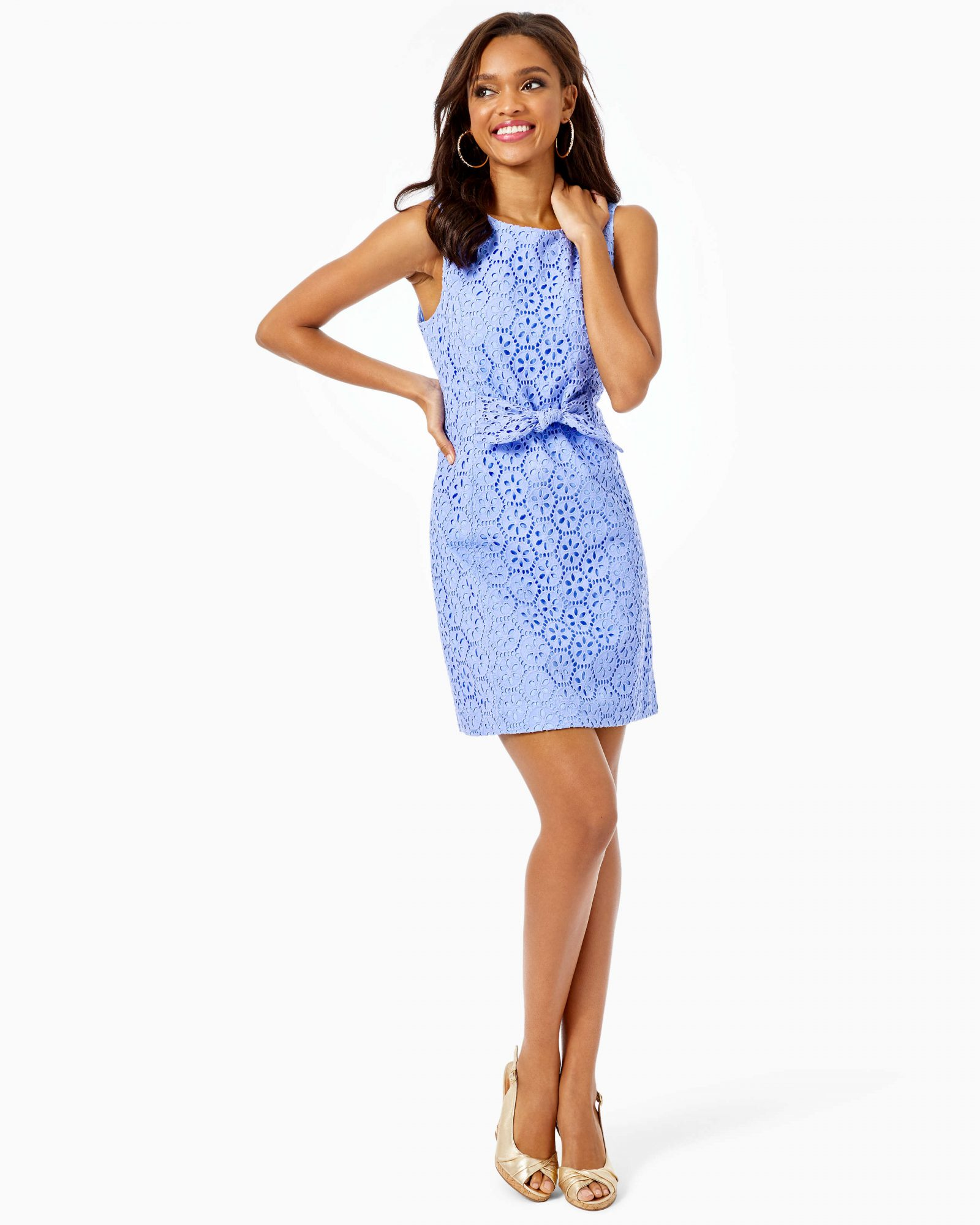 Lilly Pulitzer Clarise Shift Dress