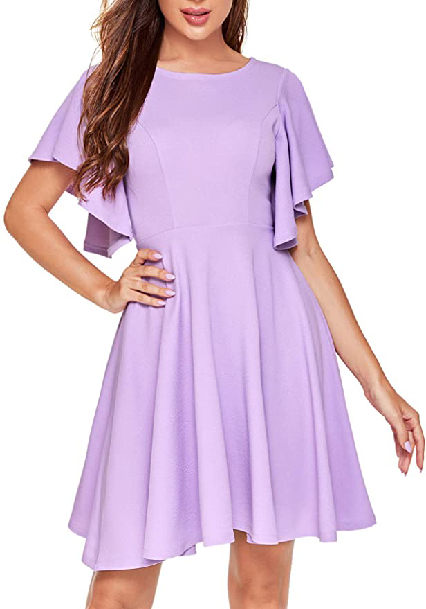 Romwe Swing Dress
