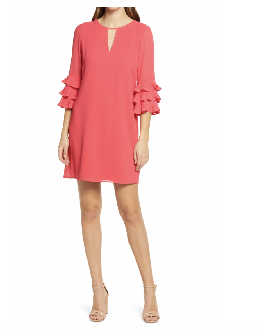 Vine Camuto Shift Dress