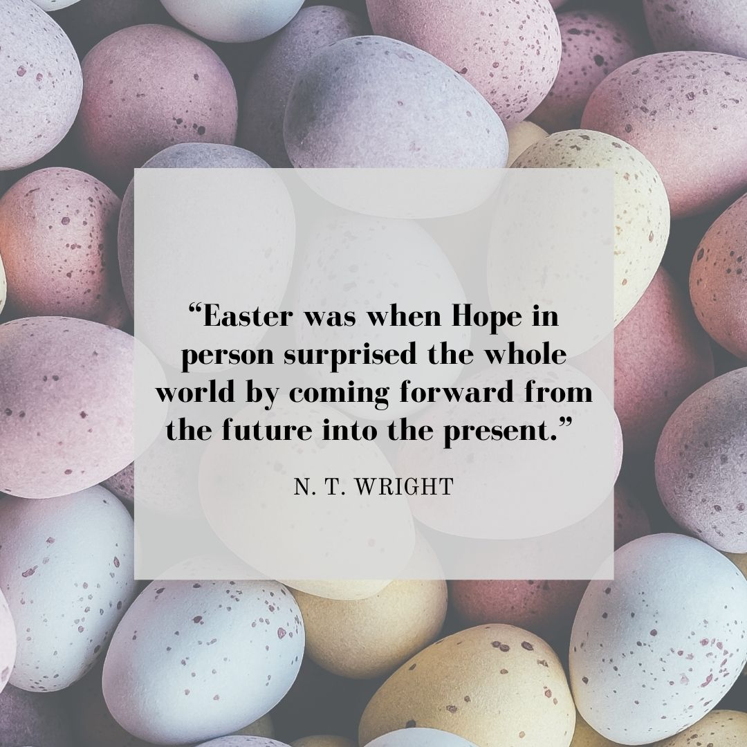 Inspirational Easter Quotes: N.T. Wright