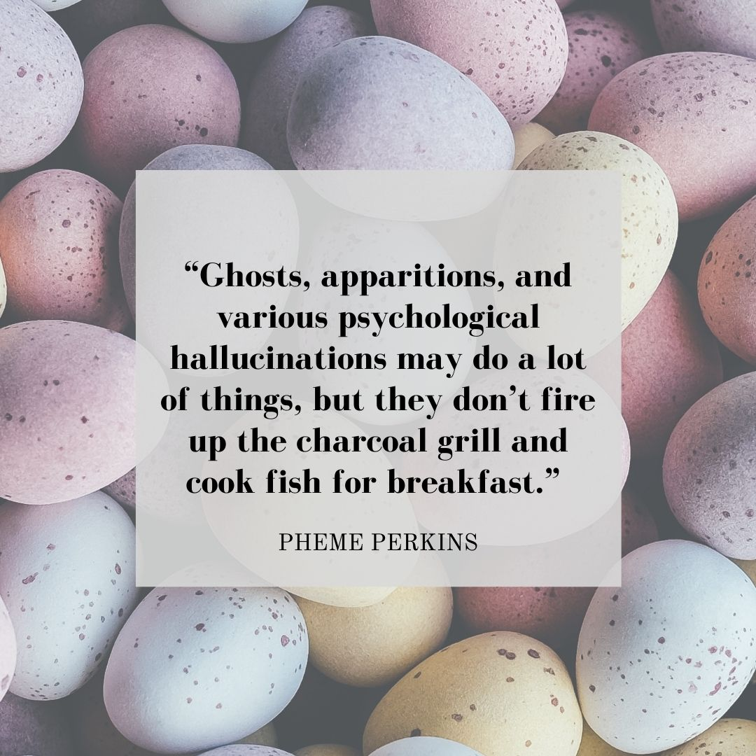 Funny Easter Quotes: Pheme Perkins