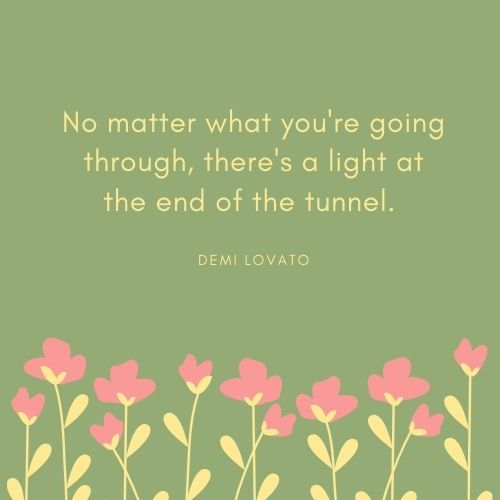 Demi Lovato May Quote
