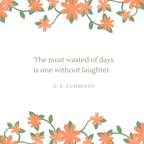 E. E. Cummings May Quote