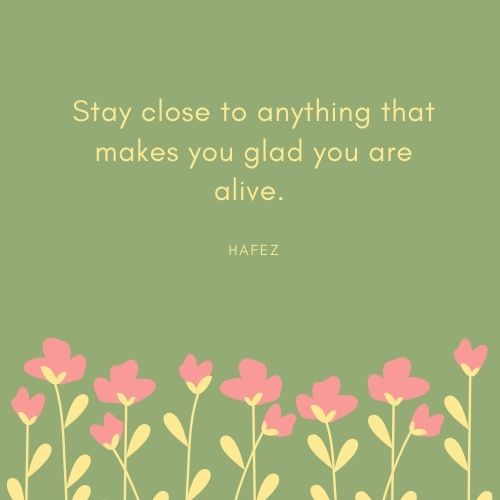 Hafez May Quote