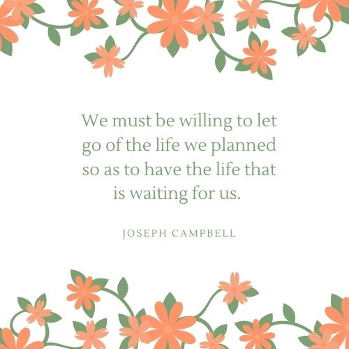 Joseph Campbell May Quote