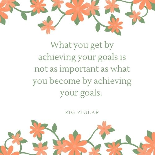 Zig Ziglar May Quote