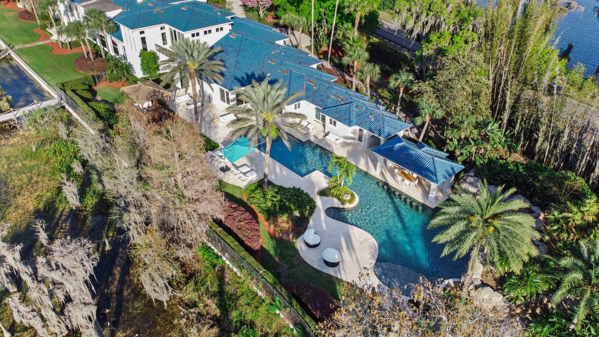 SHAQUILLE O'NEAL'S FLORIDA MANSION 11
