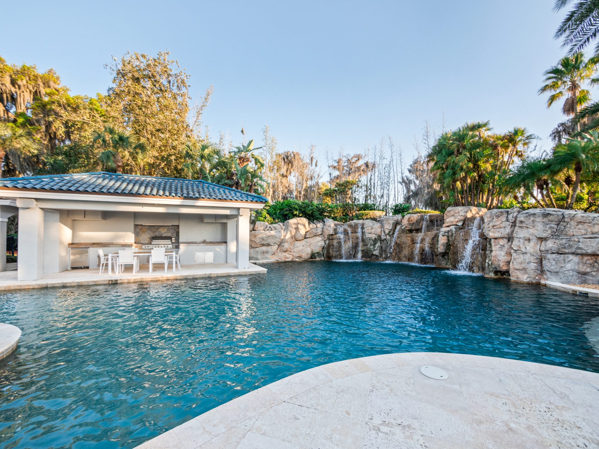 SHAQUILLE O'NEAL FLORIDA MANSION 3
