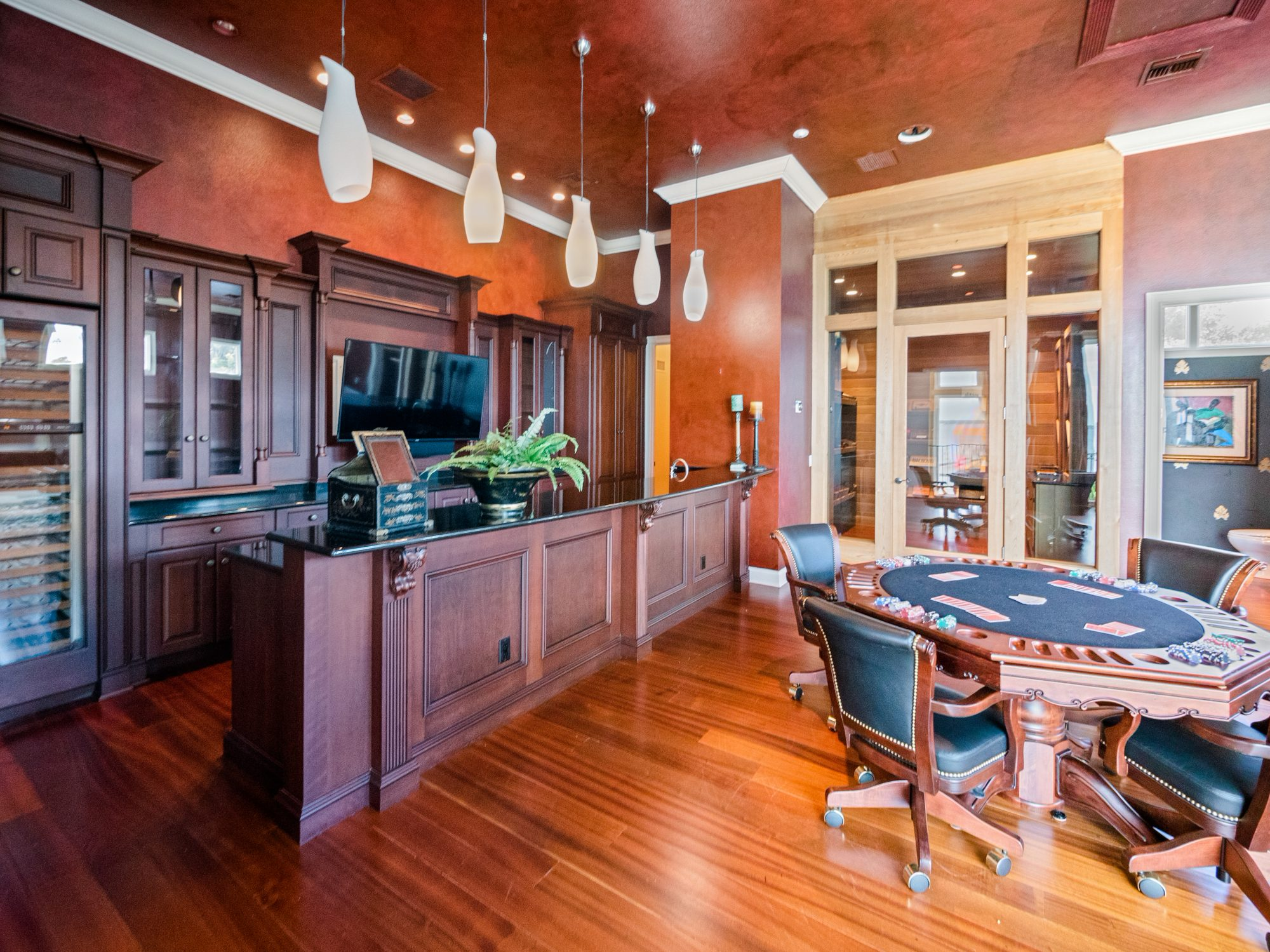 SHAQUILLE O'NEAL FLORIDA MANSION 9