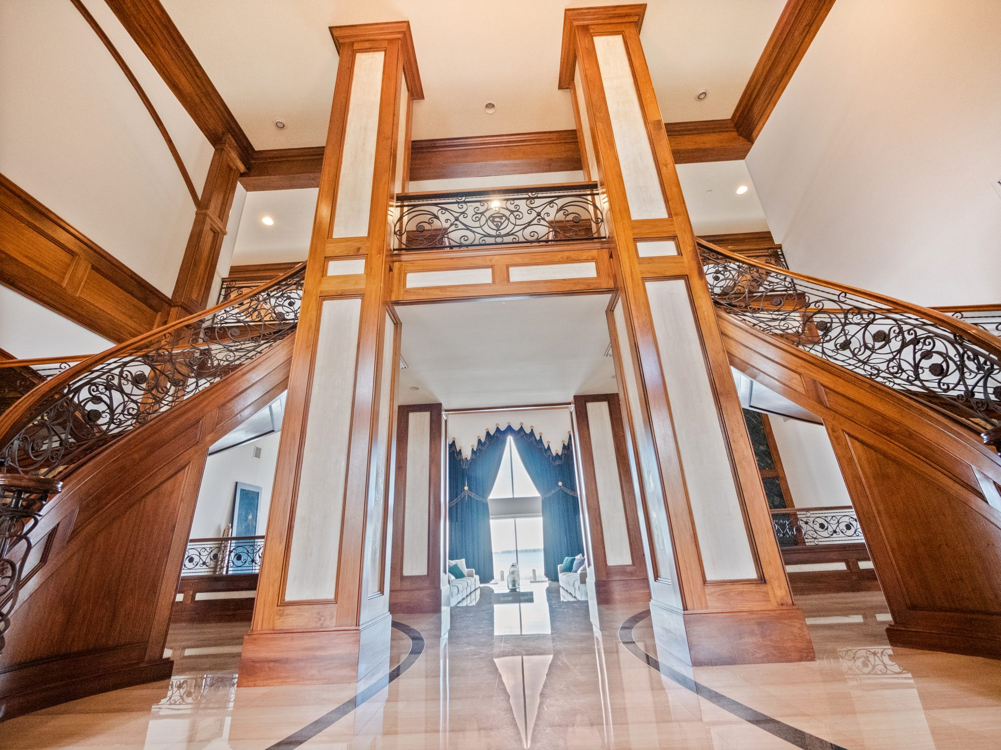 SHAQUILLE O'NEAL FLORIDA MANSION 5