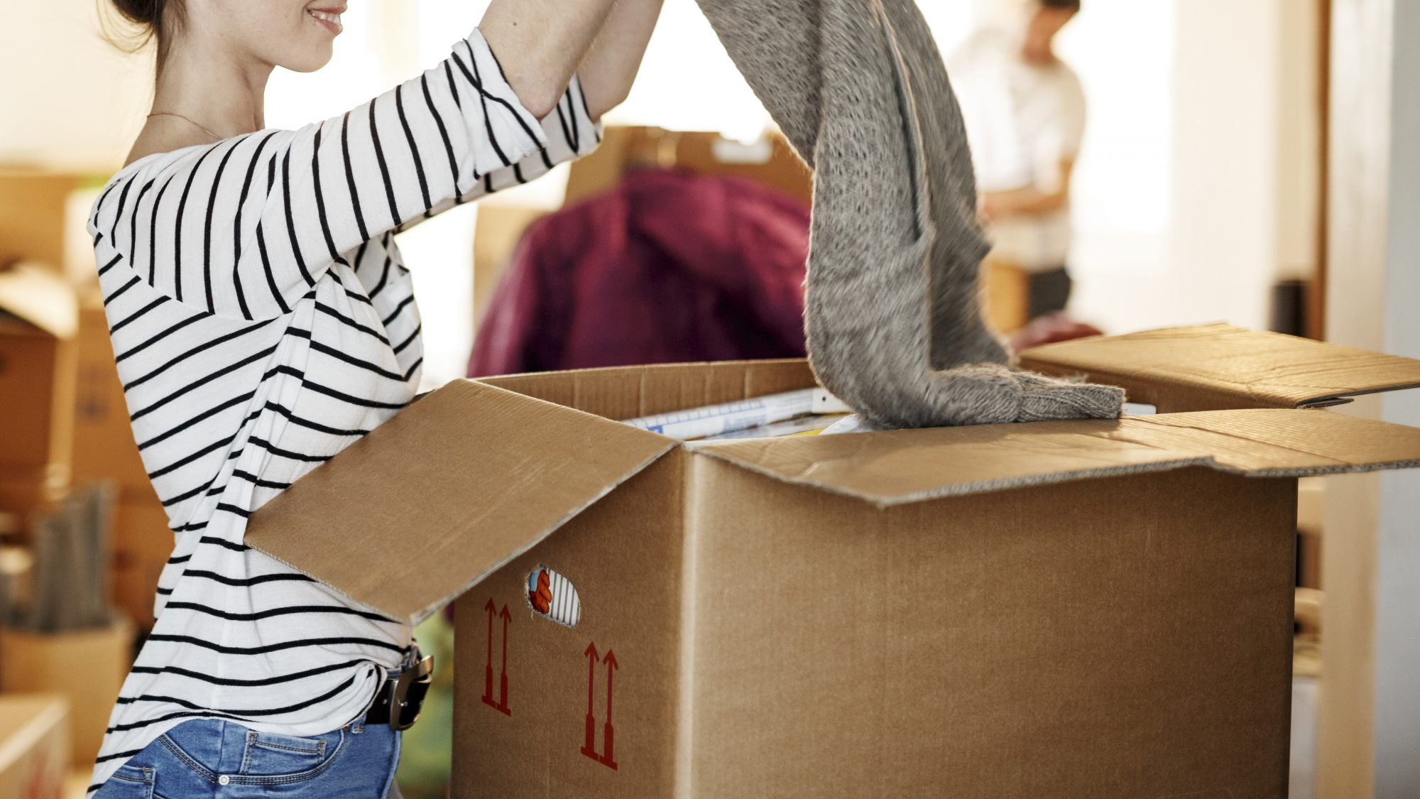 Decluttering Spring Cleaning