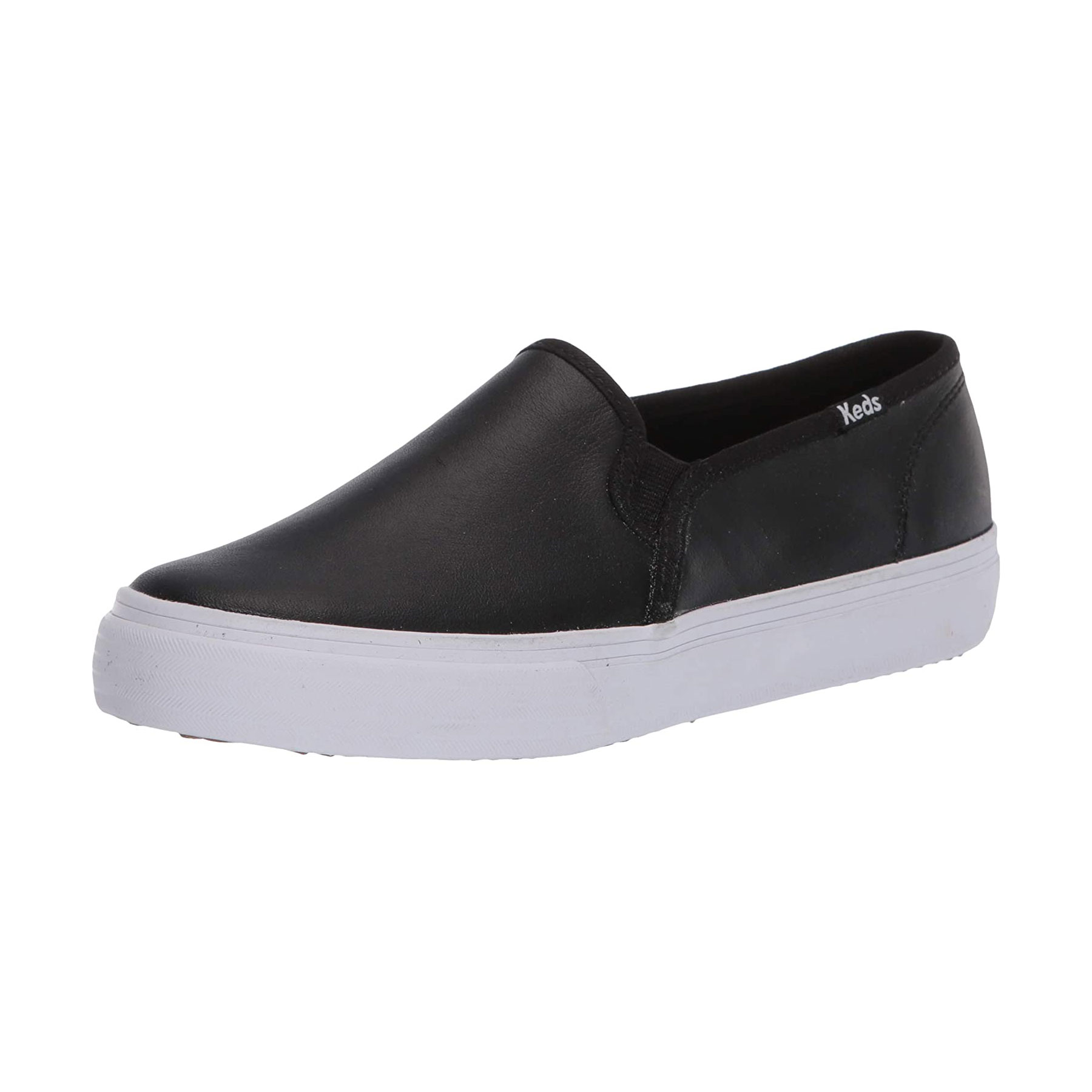 Keds Double Decker Leather Sneakers