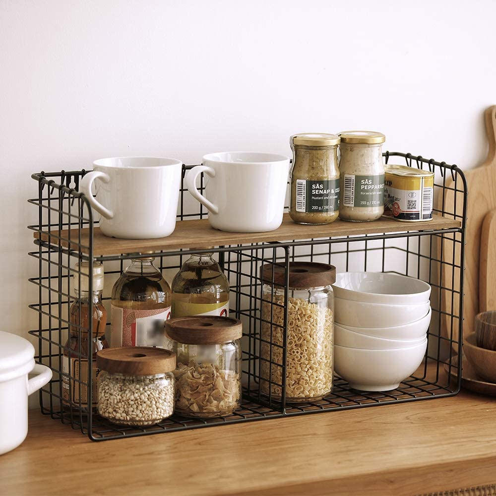Spice Rack Organizer for Countertop by Oiuwuig from Amazon