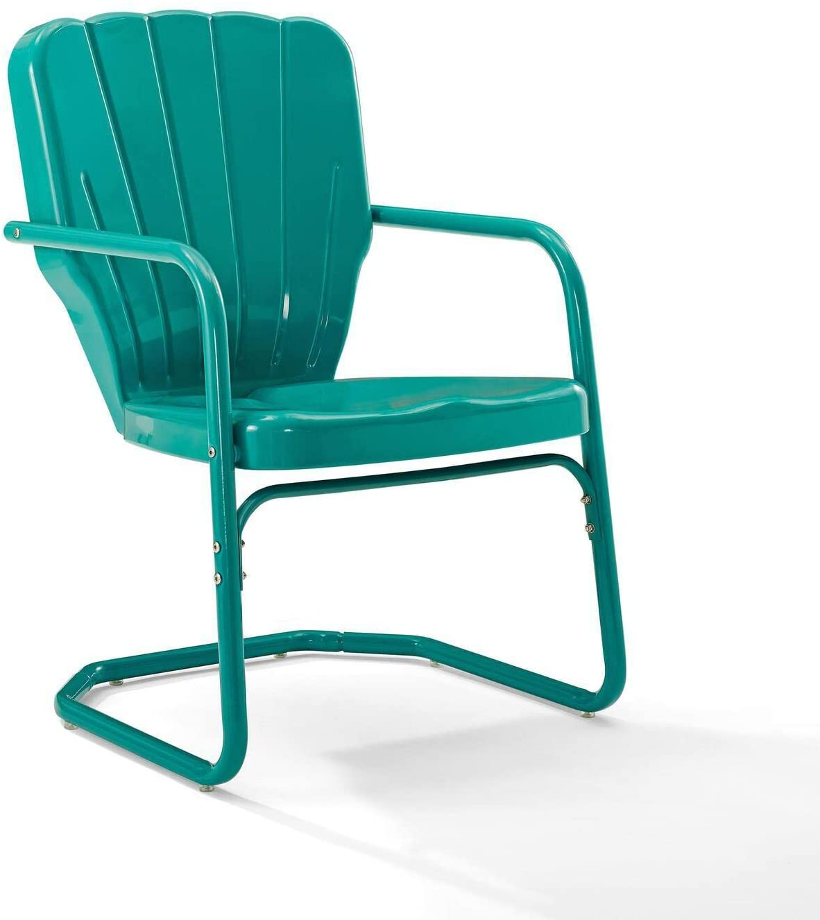 Ridgeland Crosley Metal Lawn Chair