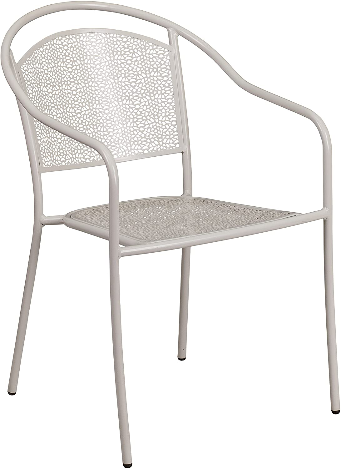 Flash Furniture Patio Arm Chair