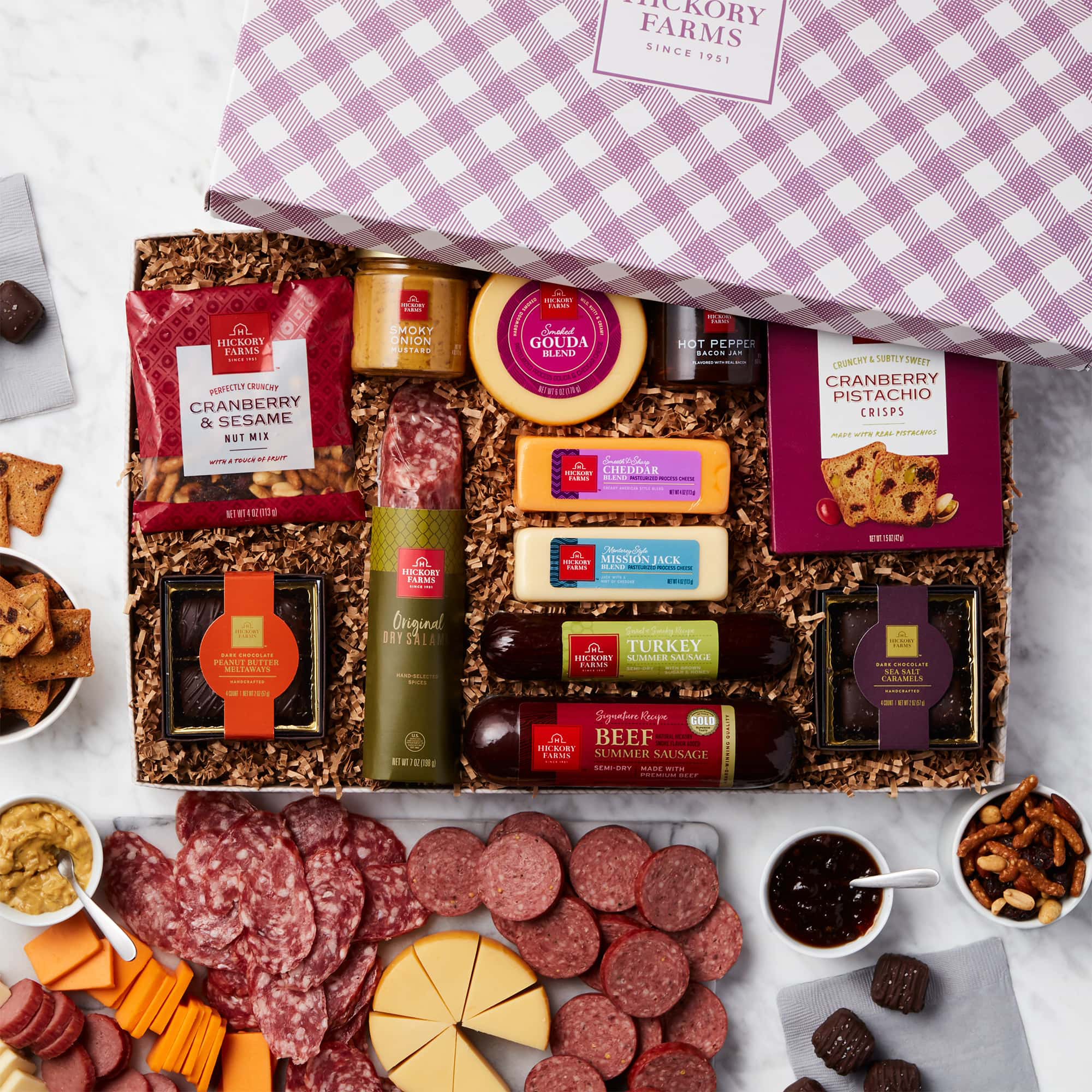 Hickory Farms Charcuterie Gift Set