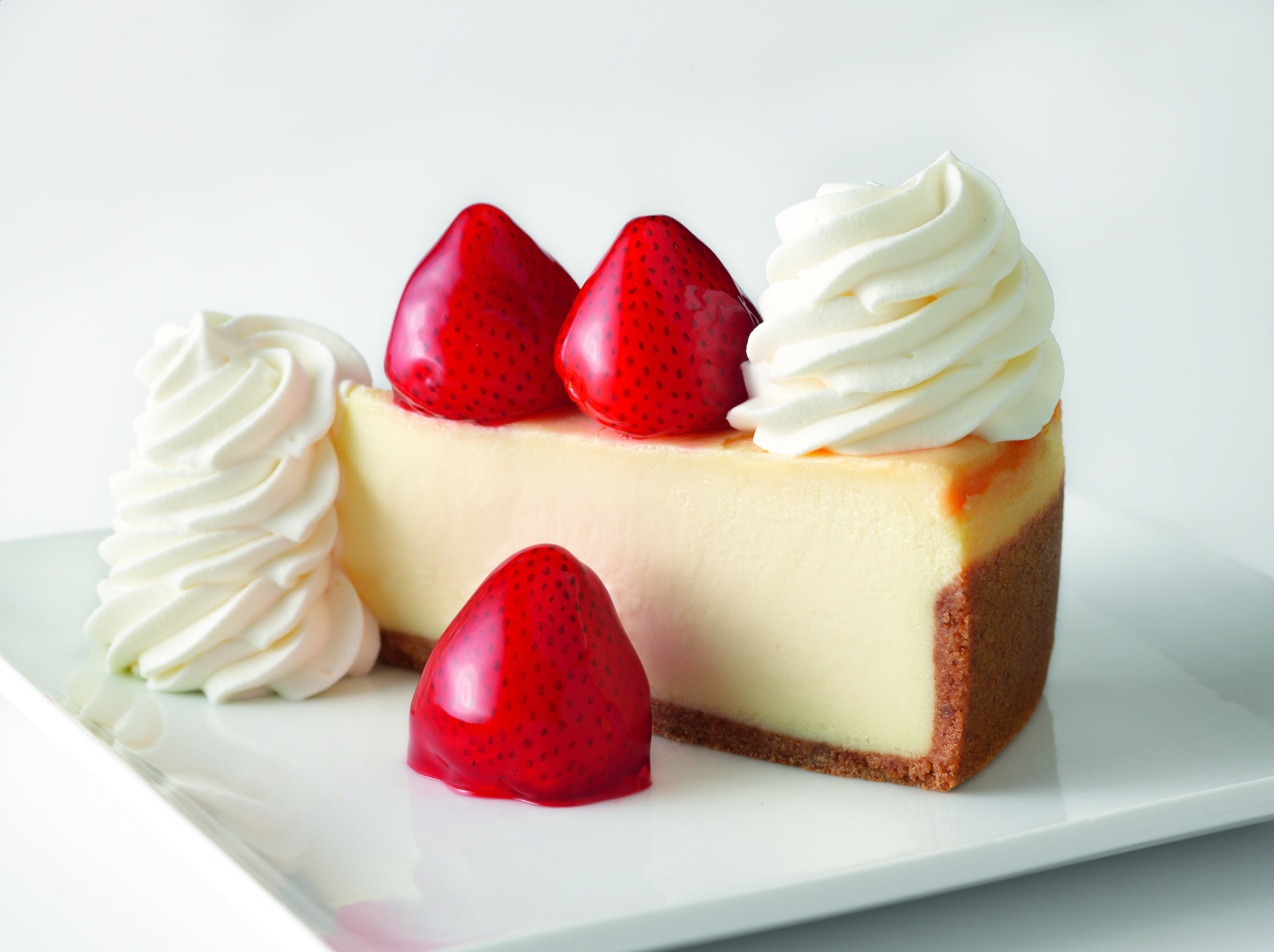 The Cheesecake Factory Strawberry