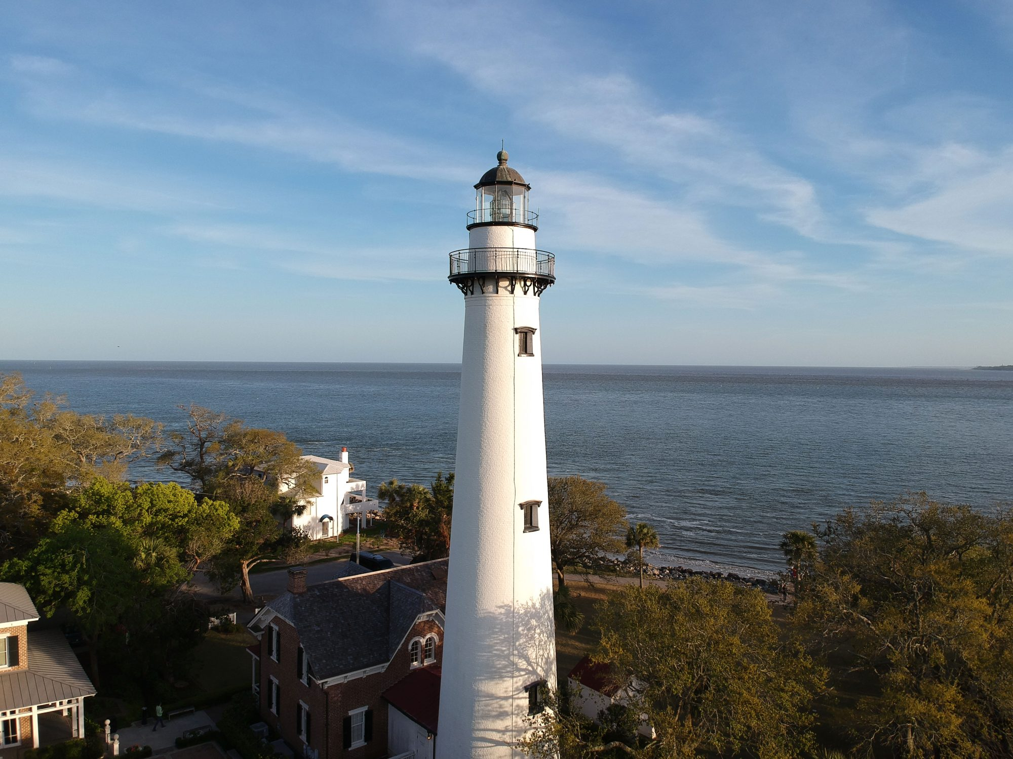Jekyll Island, Georgia, Lighthouse
