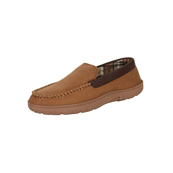 Hanes Moccasin Slippers