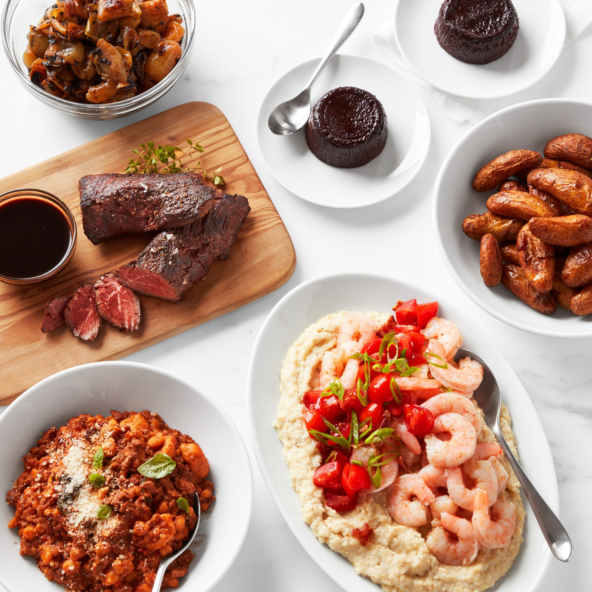 Three Nights of Southern Entrees for 2_2