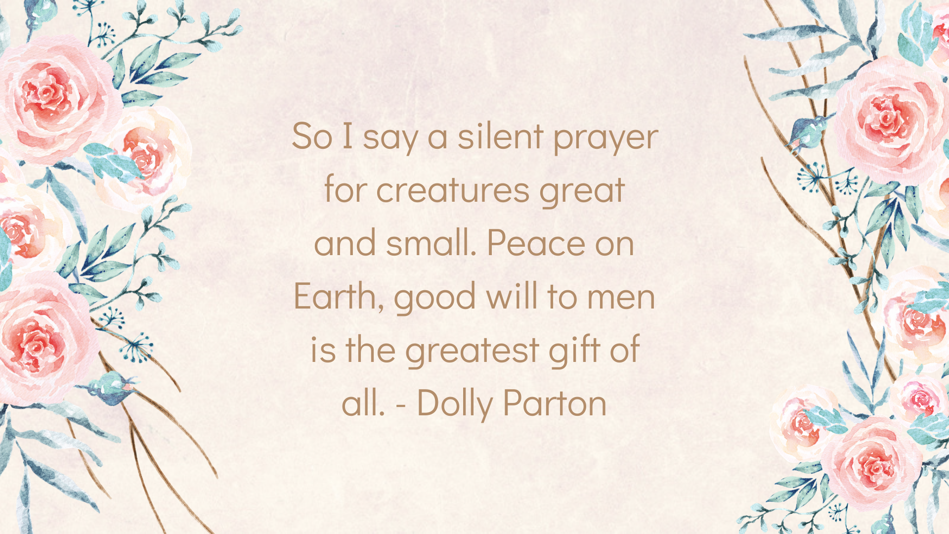 Dolly Parton Quotes Gift