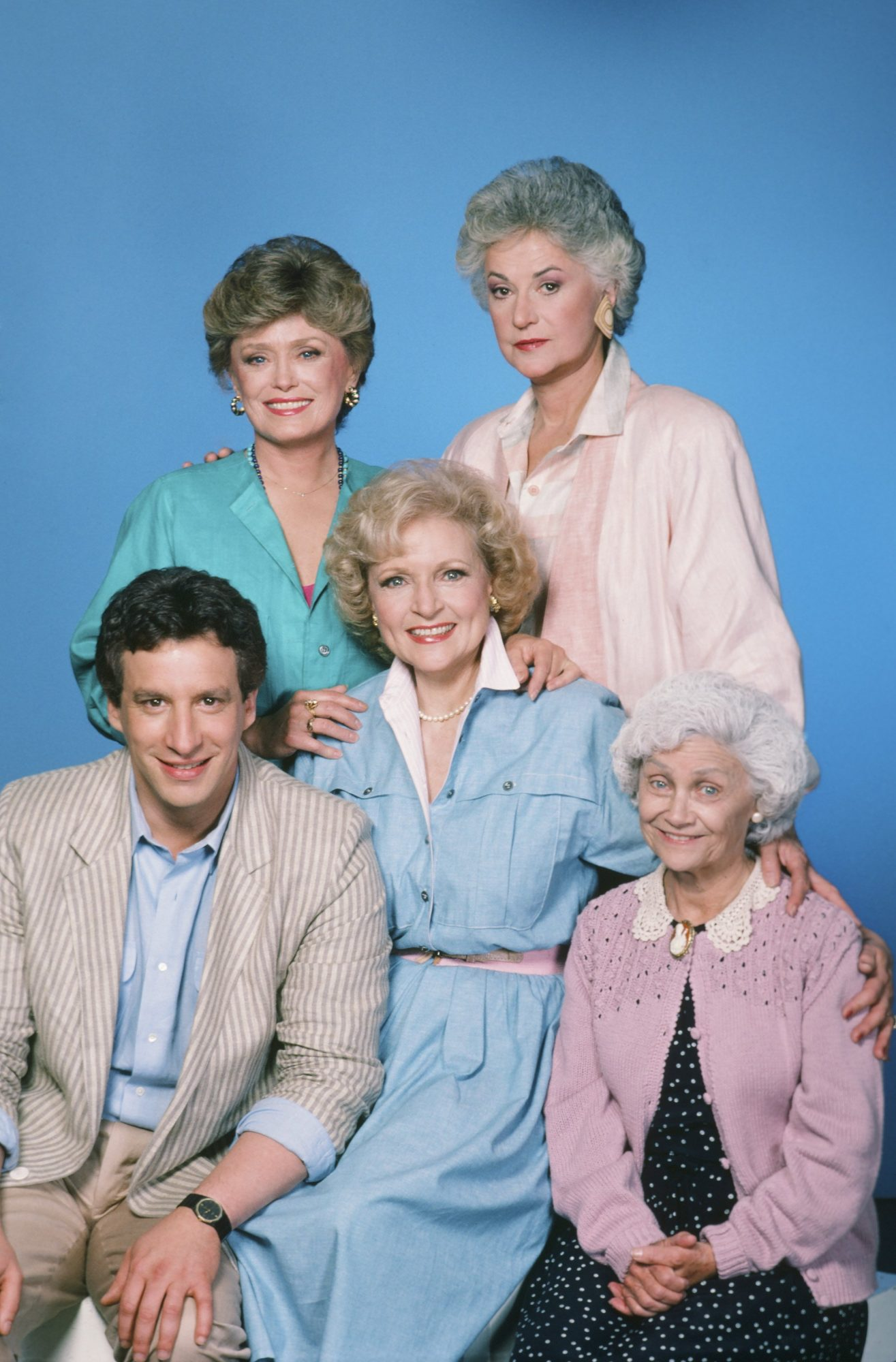 The Golden Girls Season 1 with Coco