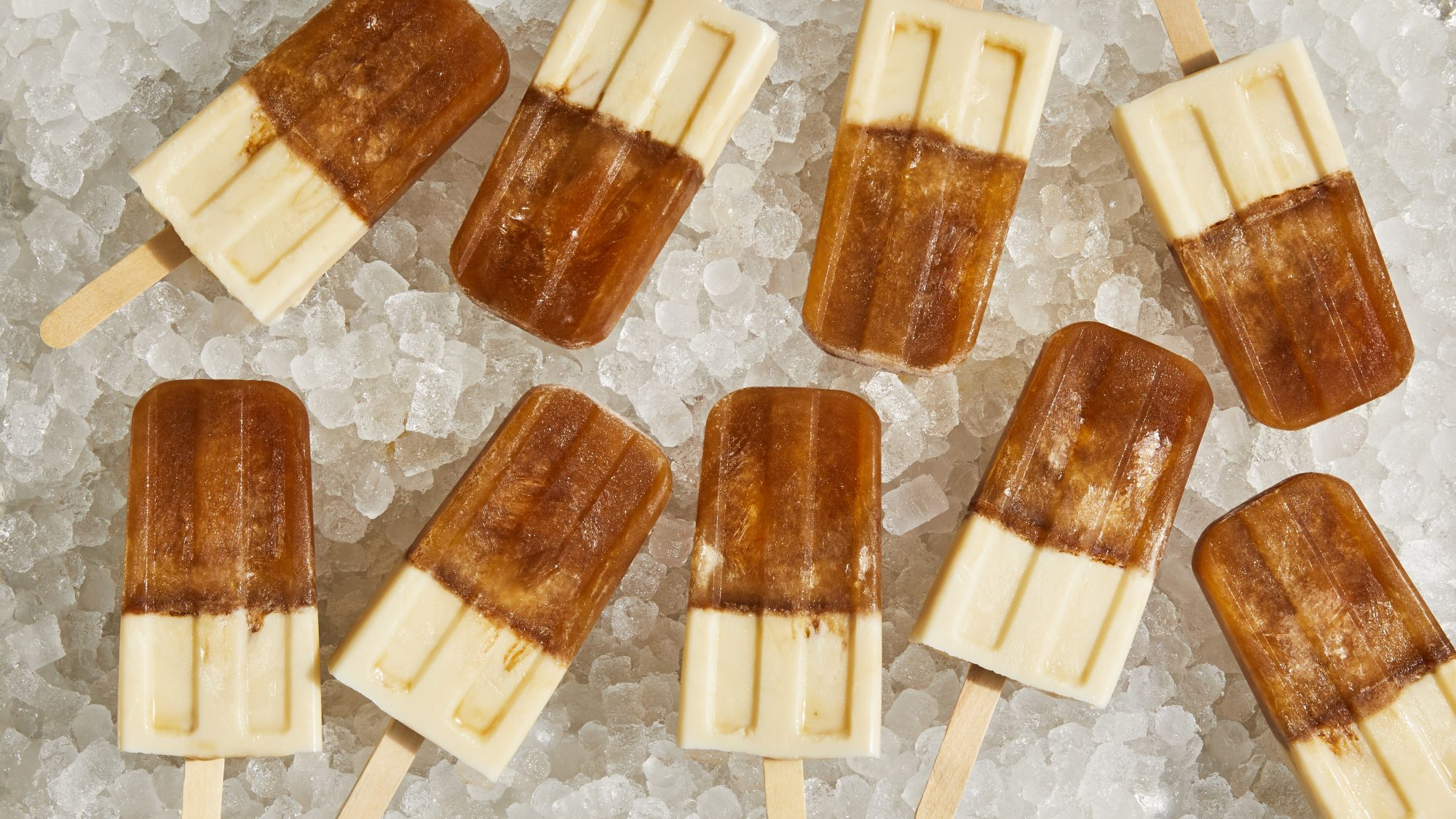 Southern Living SEO- Root Beer Float Popsicles